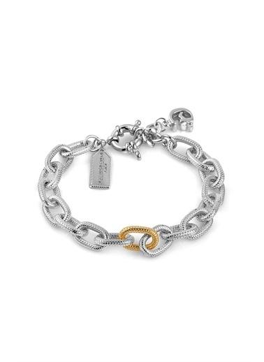 Alberto Guardiani Alberto Guardiani Ag10355Blk Zirkon Taşlı Detay Jewelery Bileklik Renkli
